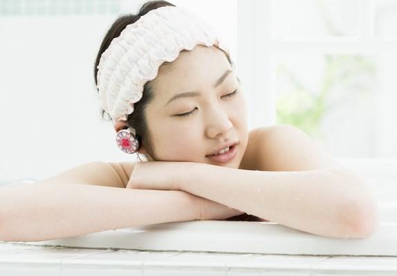 夜眠れるお風呂の入り方